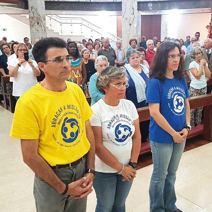 201707 Envio Missionario Linda A Velha